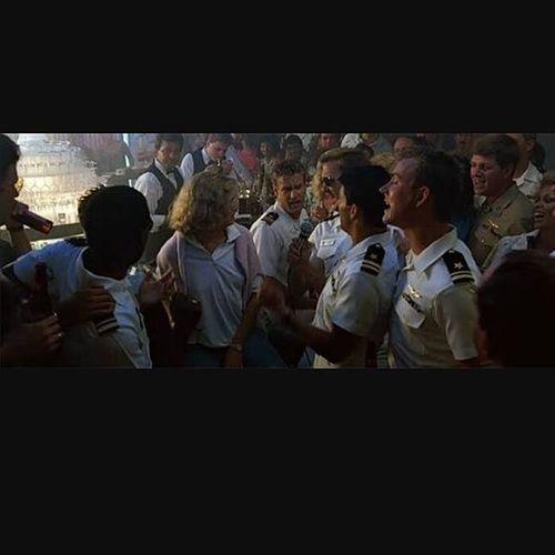 """She has lost that loving feeling...Woah Woah doo doo doo!!"" Uniform Hittingonher 25yo Topgun Tomcruise Maverick Righteousbrothers 1986"