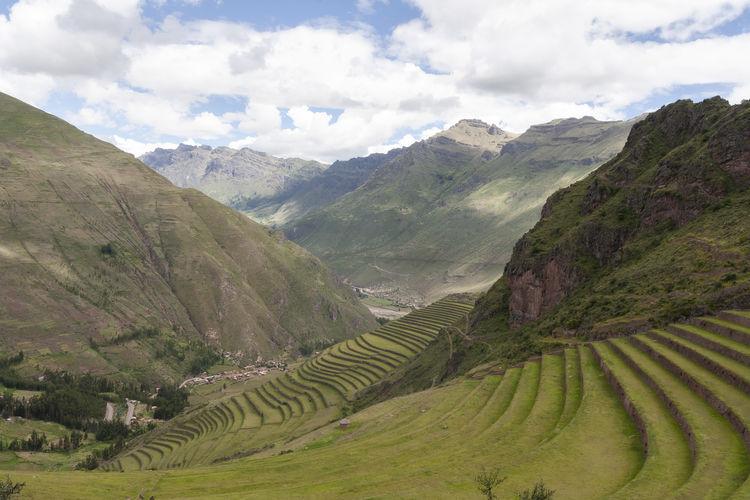 Andes Old Peru
