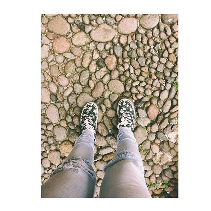 Walking around the world.❤️🌎👣🕶👌🏻👑✨😂👌🏻