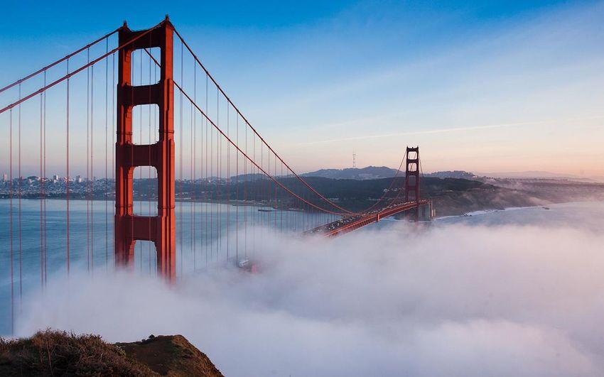Golden Gate Bridge - San Fancisco USA San Francisco Golden Gate Bridge Bridge Market Bestsellers September 2016 Bestsellers Market Bestsellers 2017