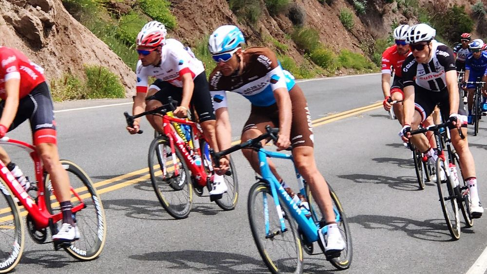 Ojai Amgen Tour Of California Cycling Photography TOC Amgen Tour Athlete Group Of People Transportation Sport Bicycle Competition Activity Adult Healthy Lifestyle Road Athlete Helmet Sports Clothing Sports Race TRIATHLON Headwear Exercising Cycling Women Lifestyles Men