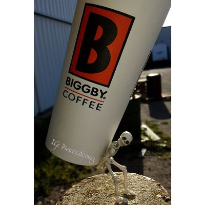 Ok. I Should be able to make till 11am with this... Coffeeordeath Coffee Nocoffeenoworky Biggbyleonardfuller Biggby Biggbycoffee