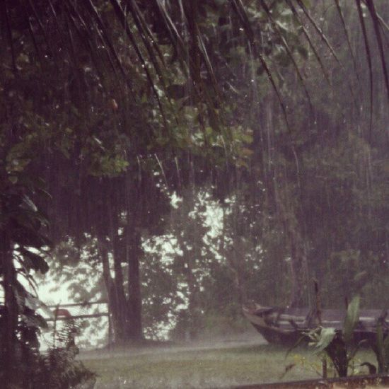 A chuva e a Praiafunda <3