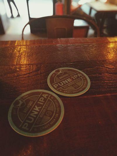 brewdog Beer Coaster