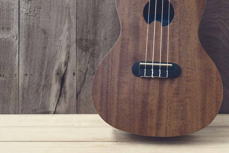 Ukulele Wood -
