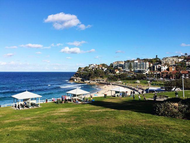 Bronte Beach, Sydney, Australia Colour Of Life Beach Afternoon Sky The Great Outdoors - 2017 EyeEm Awards The Photojournalist - 2017 EyeEm Awards