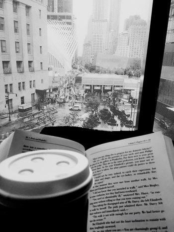 NYC Pride And Prejudice Starbucks Path College Life 📸📸