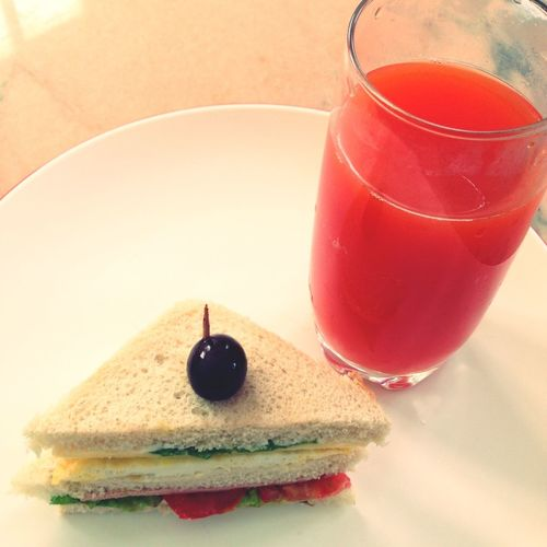 My Breakfast ?☀ First Eyeem Photo