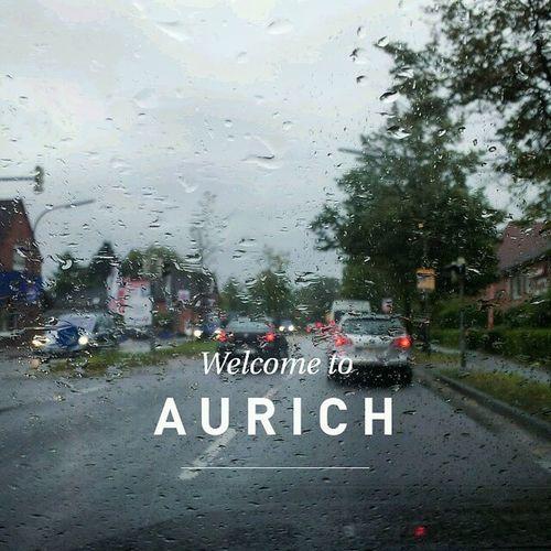 'Der kleine November möchte bitte aus dem MAI abgeholt werden!' zumindest in Aurich Ostfriesland Germany Regen Rain RainyDay Greettheoutdoors Greetings Raindrops Carview Darkness Dark BadMorning BadMood