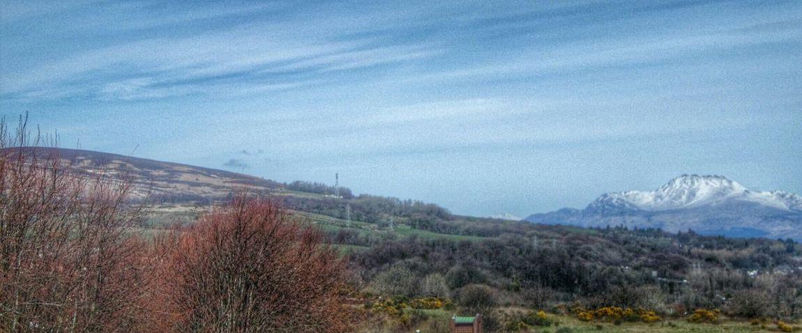 LochLomond Loch Lomond Ben Lomond Lovely Weather Mountains Mountain View Dumbarton Scotland