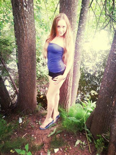 чудо лес