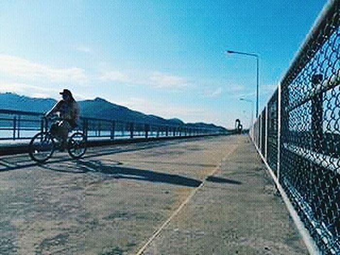 ยามเช้า ที่ คิดถึง... Thailand Bridge Skybyname Nakornnayok Khundanprakanchon Khundanprakanchondam