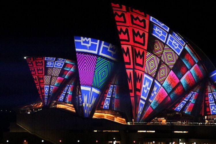 Vivid Sydney VIVID Sydney Sydney Opera House Sydney, Australia Festival Opera House Lighting Show