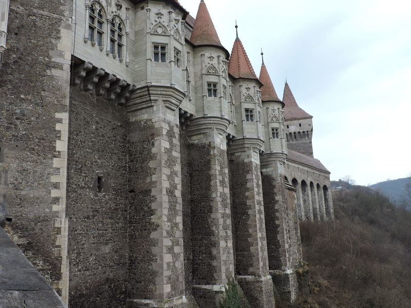 Corwin Castle walls Architecture Building Exterior Built Structure Castle Day Medieval Architecture No People Outdoors Religion Sky Spirituality Walls EyeEmNewHere