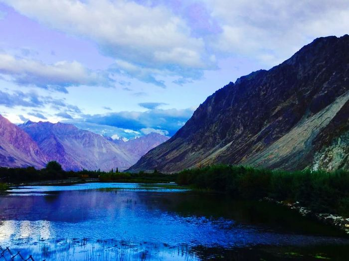 Nubra Valley Lake in Ladakh. First Eyeem Photo EyeEmNewHere