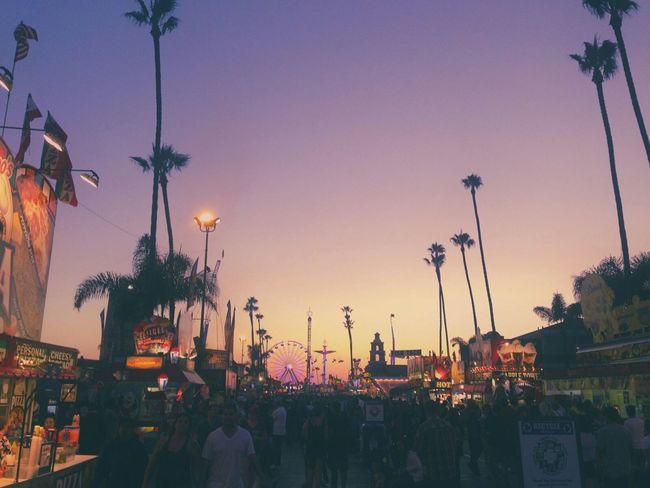 DelMarFair California Fun Friedfood Beerfest Hanging Out Summer Vibes Sunset EyeEm Best Shots