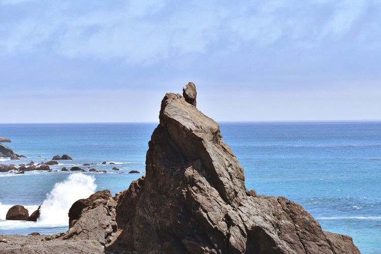 Waves And Rocks Ocean Big Sur CA🇺🇸 After The Storm