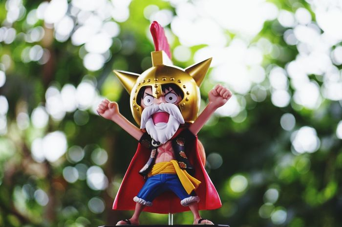 Fantasy Fun Happiness Toy Model One Piece Luffy Luffy