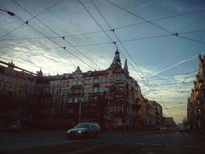 Wroclaw Igerswroclaw Wroclawskiekamienice Sienkiewicza Piastowska Ulica Street Bluesky City