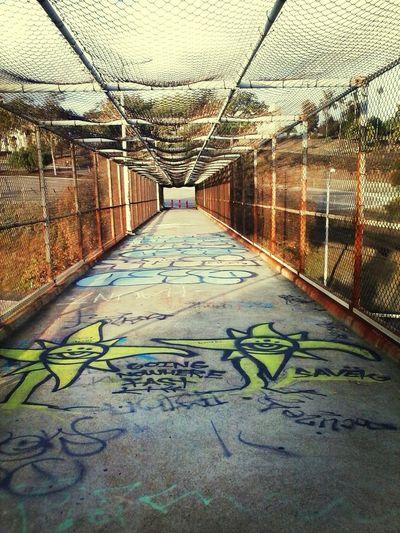 Taking Photos Bridge Street Art Graffiti