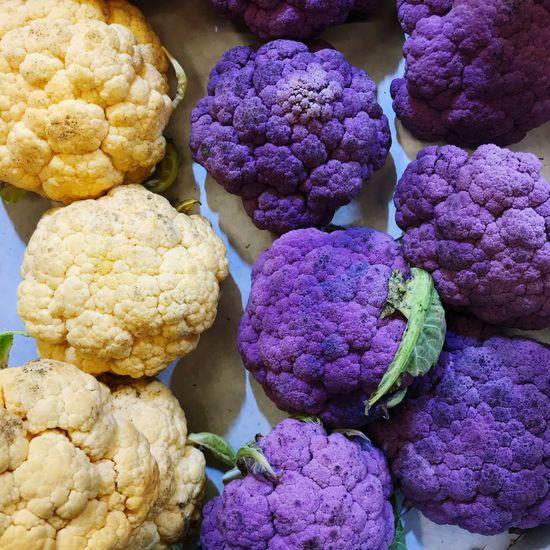 Vegetable Cauliflower Purple Food And Drink Healthy Eating Freshness Food Raw Food The Week On EyeEm EyeEmNewHere EyeEm Selects EyeEmNewHere