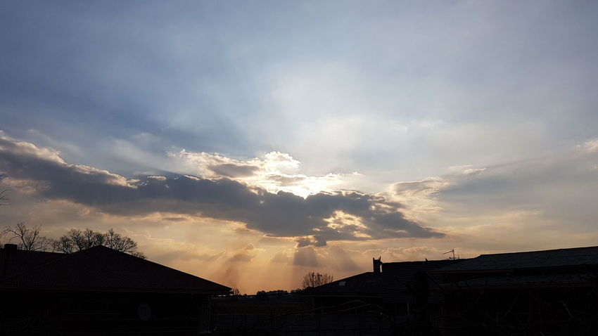Sunset Over Africa God's Glory On Display  Step Into The Light Light Always Overcomes Darkness Light Of The World South Africa Time To Worship Contemplative From Where I Stand