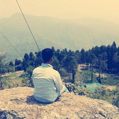 Watching the world unfold.......