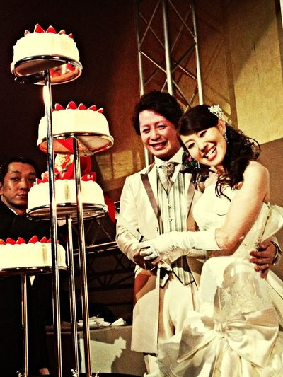 昨日は友達のウェディング。二人の幸せそうな笑顔に、こちらも幸せを分けてもらえました。ステキな一日だったなぁ。 Wedding