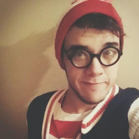 Halloween Where's Waldo? Costume NYC