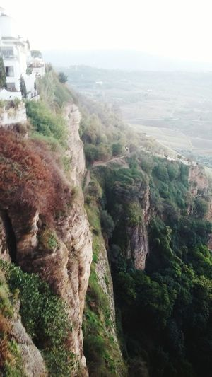 Ronda Spain city Nature Beauty In Nature Green Color Scenics Plant No People