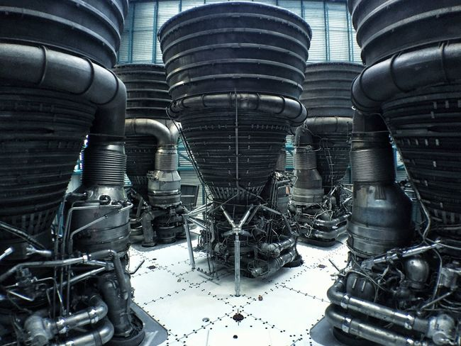 Engine Engineering Space Shuttle NASA Space Exploration