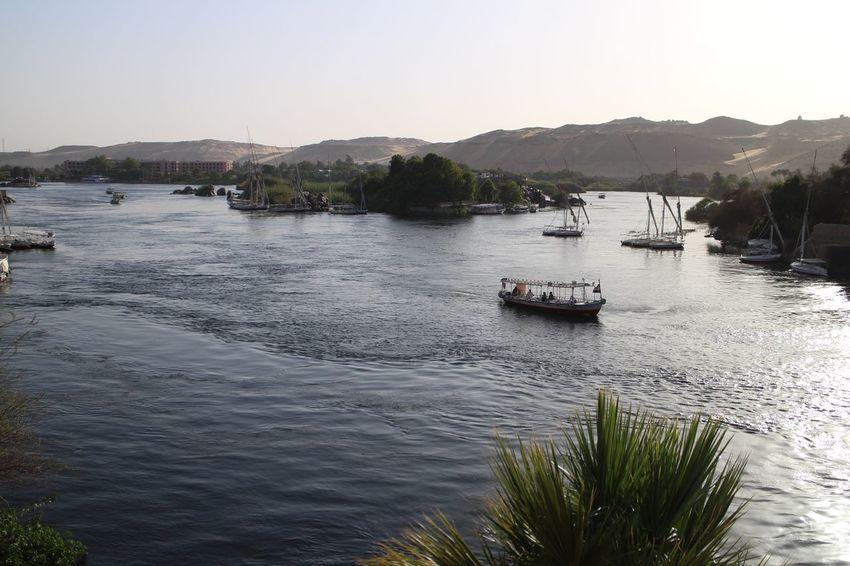 The Nile River Aswan Egyptian