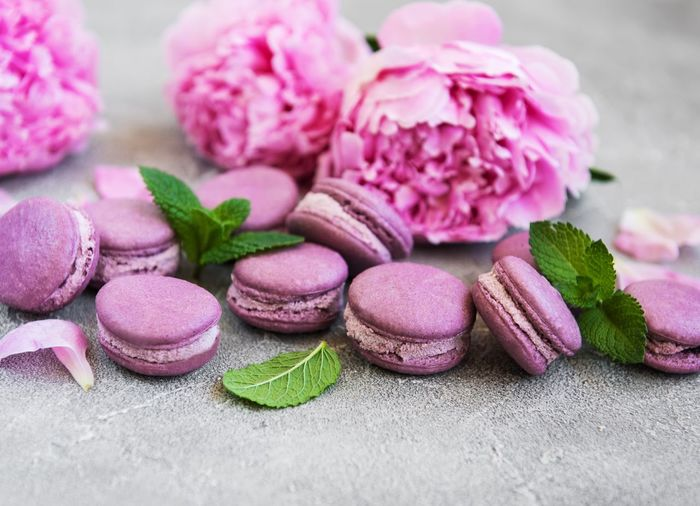Macaroons and
