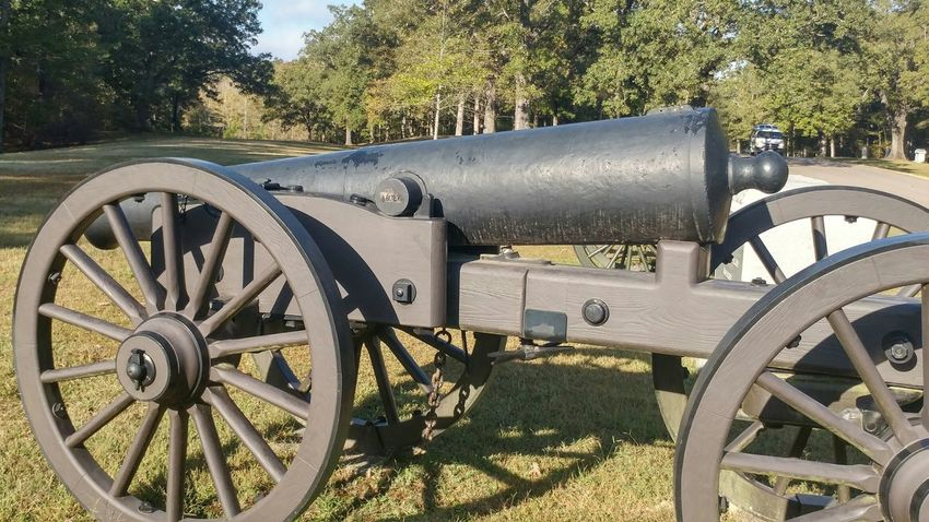 Weapon History War Cannon Canon Old The Past Wheel Old-fashioned Battle Military Tree Fort Outdoors Sky No People Day Shilo Battlefield Civilwar Civil War History CivilWar360