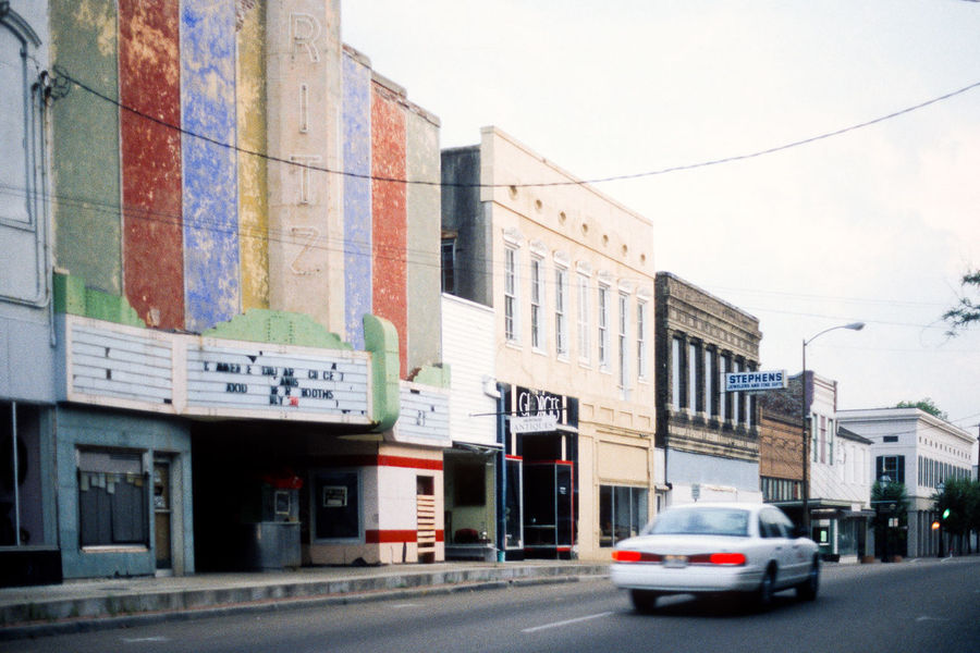 Building Building Exterior Cinema City City Life City Street Main Street USA Mississippi  Movie Theater Natchez Theater Urban Urban Landscape USA