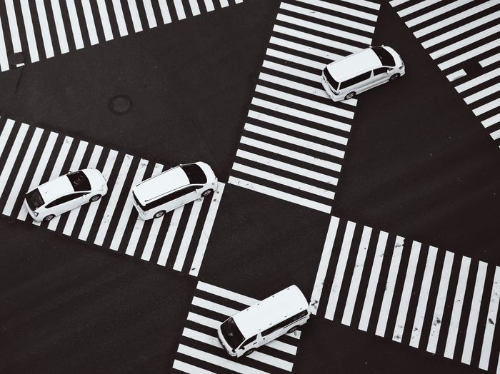 Japan Tokyo Tokyo Street Photography Close-up Communication Connection Contrast Day High Angle View Holding Human Body Part Indoors  One Person Paper Pattern Portable Information Device Real People Smart Phone Still Life Striped Table Technology Wireless Technology