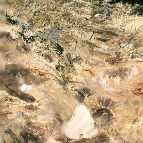 Tehran vs Great Qomsaltlake SaltLake این هیولا آن یکی هیولا را خواهد بلعید