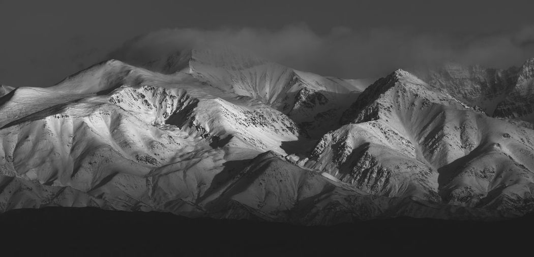 Fine Art Photography Snow Snowcapped Mountain Fine Art Mountain Mountains Mountain View Ansel Adams Inspired