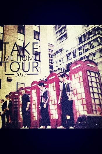 Can't Wait Untill I See One Direction In Australia!!!