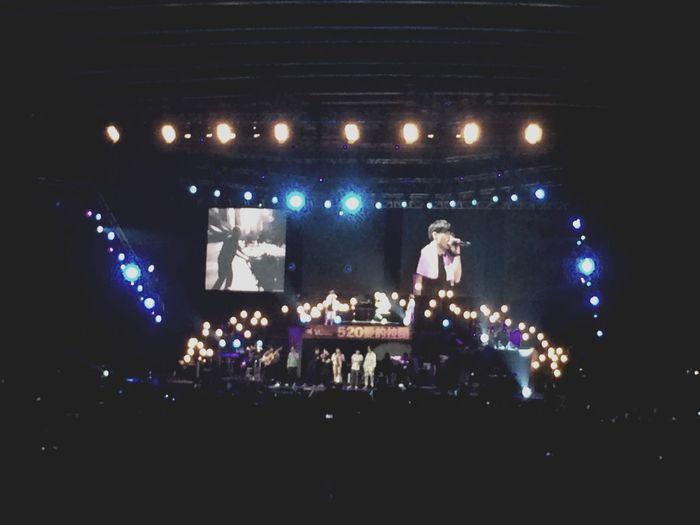 520愛的拉闊演唱會