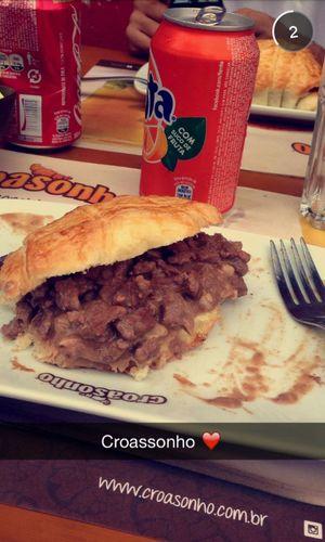 ♥♡ Croassonho Food Comida