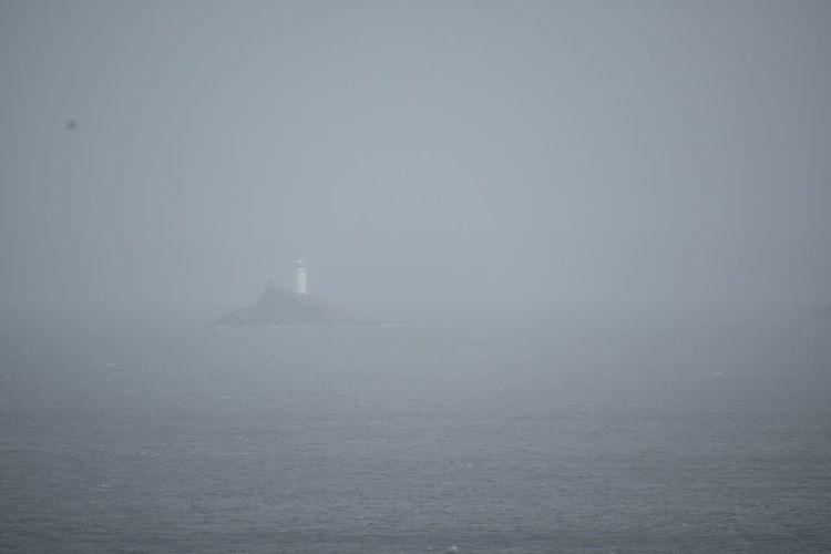 Fog Water Sea