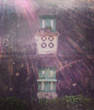 Pastel Power Pretty Houses Pretty Window Pretty Doors Natural Lighting Well Lit Dramatic Lighting Dramatic Light Batanes Philippines Eyeem Philippines IPhoneography Iphonephotography Iphoneonly Q