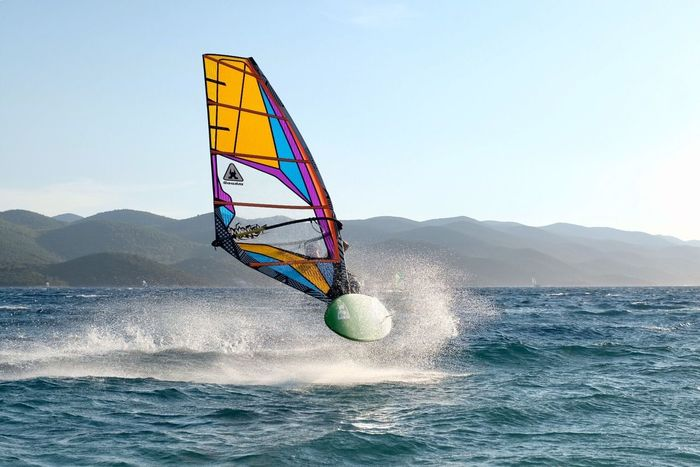 Windsurfing Windsurfer Windsurf Gaastra