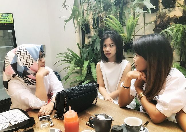 Arisan Ex IMLC's Moms 2nd Round, part 1. At SRSLY Coffee Shop, Cipete Raya. Friends By ITag ImpressiveMindsMoms Arisan Ex IMLC's MOMs By ITag Arisan Ex IMLC's Moms 1 By ITag Candid By ITag