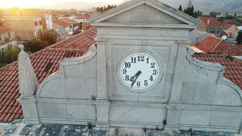 Clock Time Clock Face Architecture Building Exterior Close-up Built Structure Sky EyeEmNewHere