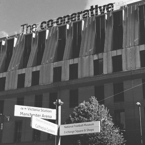 The Co-operative Manchester Coop Food Coop Bank Coop TravelArchitecture Building Exterior Outdoors No People