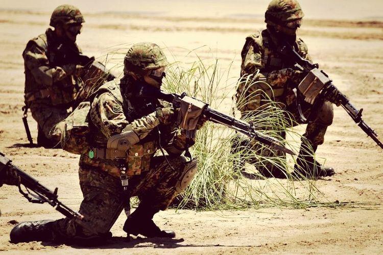 JGSDF Military Japan