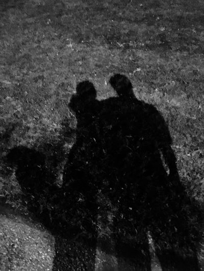 Place Of Heart Couple - Relationship Love Bonding Focus On Shadow Man Woman People Standing Together Shadow Sommergefühle