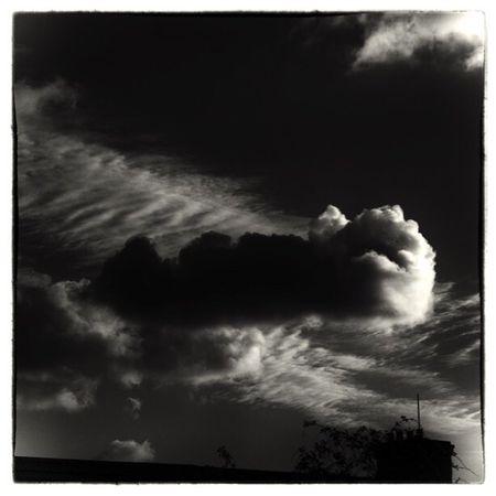 Cloud Machines Lostamongstthelost Streetphoto_bw Winter